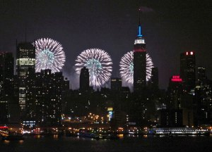Happy New York