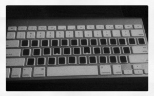 My Dvorak keyboard for learning