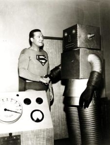 Are our robots are the new superheros?